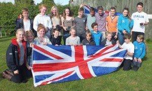 GBR Cadets World Team 2014
