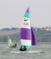 Interclub TBYC Cadet Team 2014